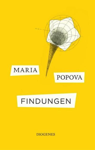 Cover des Buches Findungen von Maria Popova