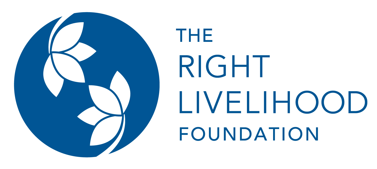 Logo von Right Livelihood Foundation
